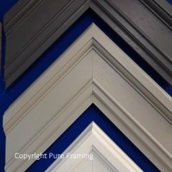 Brompton picture frame moulding