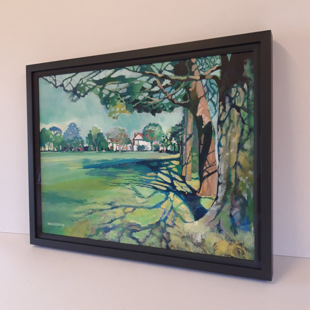 Canvas framing Park Howard - Denise Di Battista