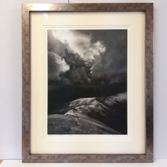 Creating drama for this Rob Piercy Limited Edition Print
