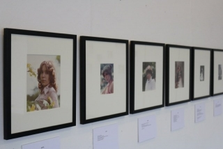 Exhibition Framing copyright Fi Latus