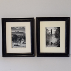 Framing black and white photography for maximum impact