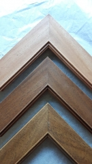 Hand Finished Waxed Frames Natural Wood Tones