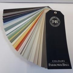 Hand Finishes Farrow & Ball Paint colour range