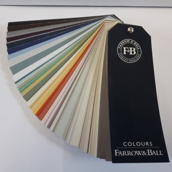 Hand Finishes Farrow & Ball Paint colour range