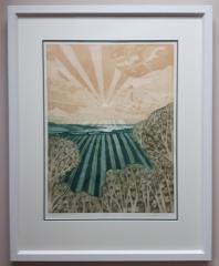 Frame for Judith Stroud Print