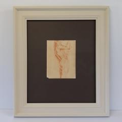 Museum Level Framing for original Gwen John Drawing