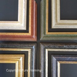Palazzo picture frame moulding