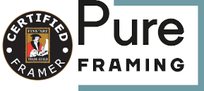 Pure Framing Logo